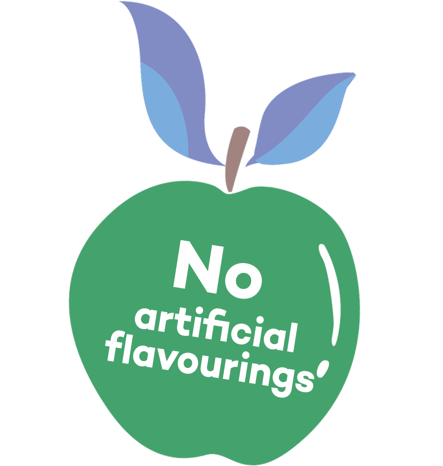 No artificial flavourings